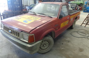 Ford Courier 1993