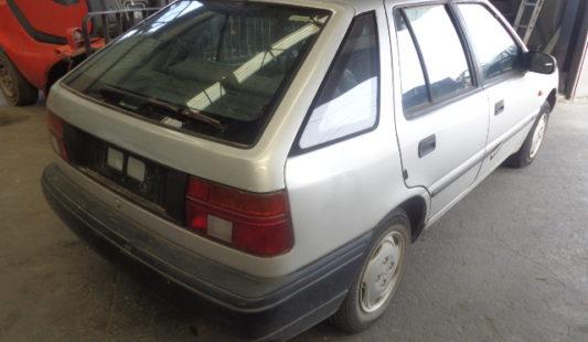 Hyundai Excel 1992