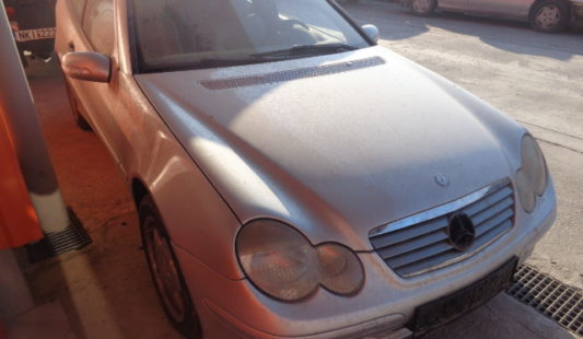 Mercedes CL203 2003