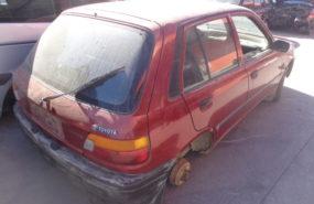 Toyota Starlet 1990