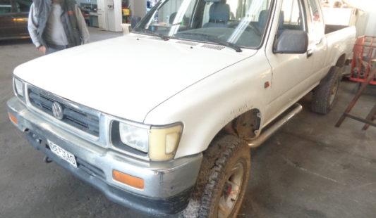 Volkswagen Taro 4X4 1991