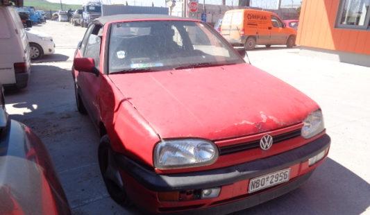Volkswagen Golf Cabriole 1994