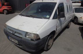 Citroen Jumpy 2007