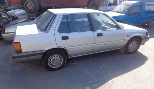 Honda Civic Sedan 1984