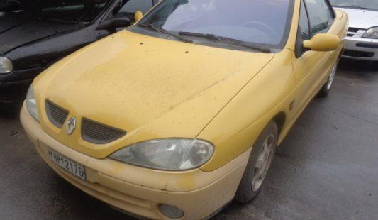 Renault Megane Cabrio 2000
