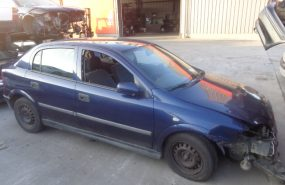 Opel Astra G CC 2001