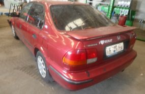 Honda Civic Sedan 1998