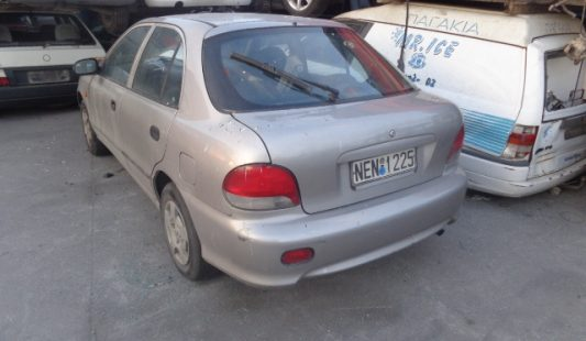 Hyundai Accent 1999