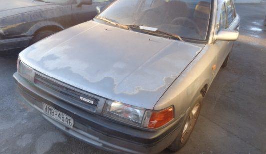 Mazda 323 Sedan 1990