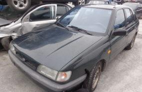 Nissan Sunny SLX 1991