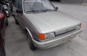 Ford Fiesta 1985