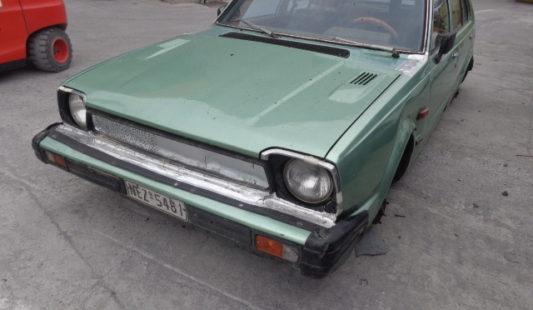 Honda Civic 1981