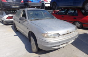Hyundai Accent GLS 1996