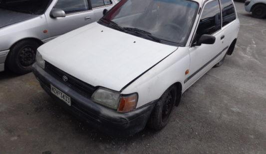 Toyota Starlet XL 2002