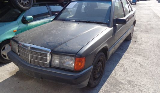 Mercedes E190 1991