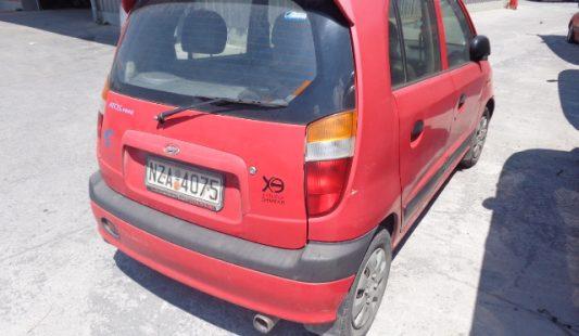 Hyundai Atos Prime 2001