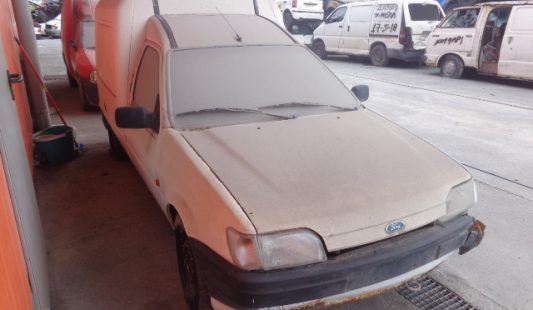 Ford Courier 2007