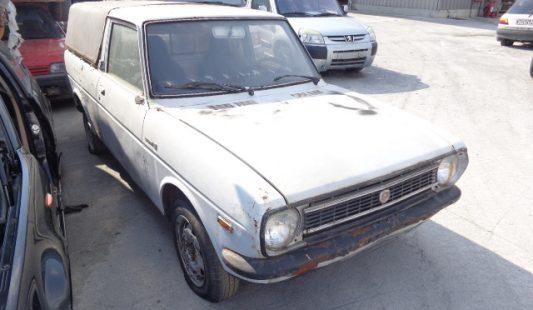 Toyota K P 36 1980