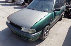 Opel Astra 2008