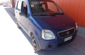 Suzuki Magyar 2003