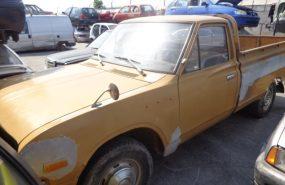 Nissan Datsun 1980