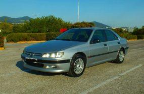 Peugeot 406 SR 1998