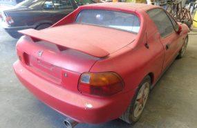 Honda CRX Caprio 1993
