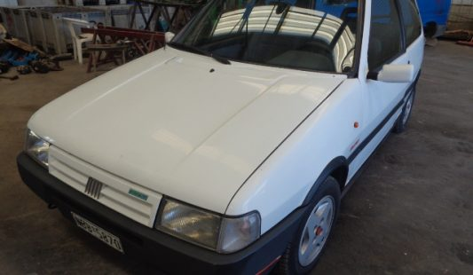 Fiat Uno 1991