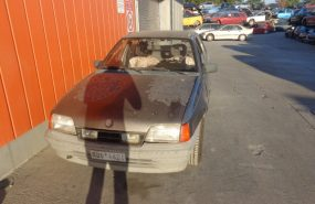 Opel Kadett 1991