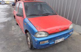 Subaru Vivio 1999