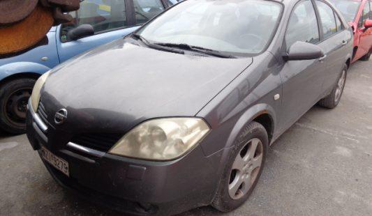 Nissan Primera 2002