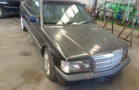 Mercedes 1995