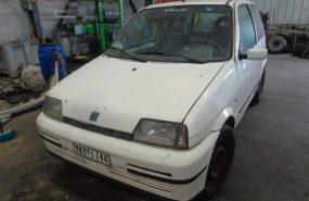 Fiat Cinquecento 1996