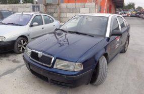 Skoda Octavia 2003
