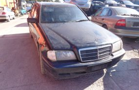 Mercedes   2001