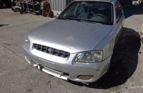Hyundai Accent 2001