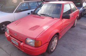 Ford Escort 1990