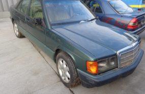 Mercedes 190E 1990
