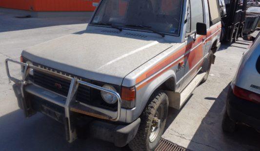 Mitsubishi Pajero 1989