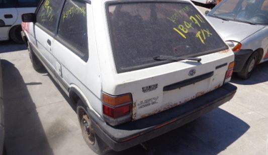 Subaru Justy 1994