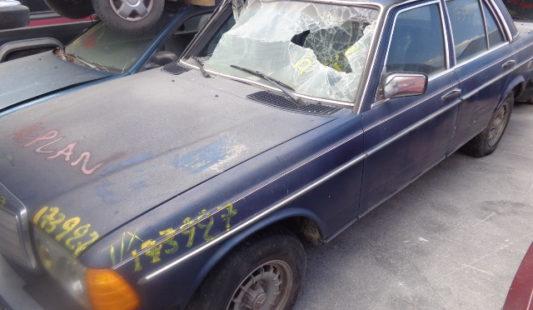 Mercedes 123 1980