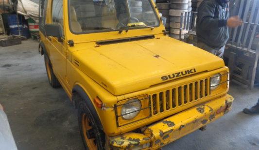 Suzuki Samourai 1984