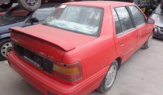 Hyundai Excel LS 1994