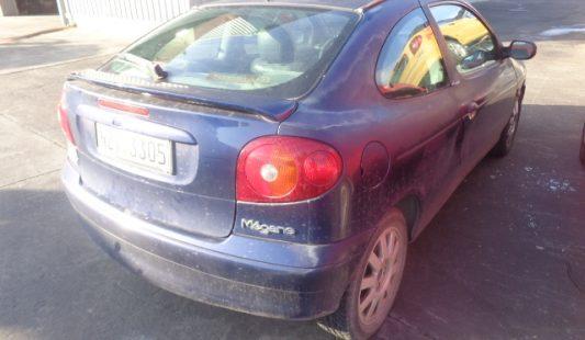 Renault Megane Coupe 2002