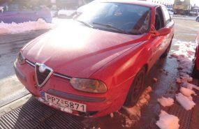 Alfa Romeo 156 1997