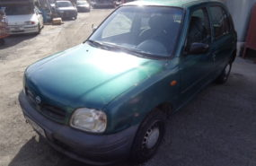 Nissan Micra 2000