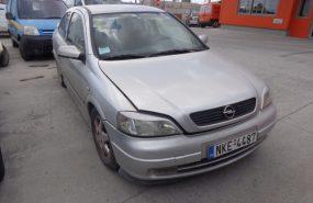 Opel Astra G cc 2000