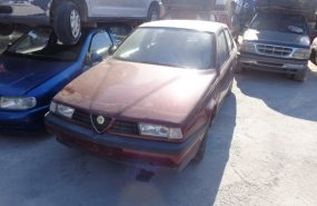 Alfa Romeo 155 Spark 1993