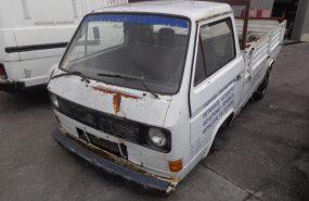 Volkwagen Transporter 1989