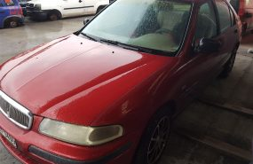 Rover 400 series 1999